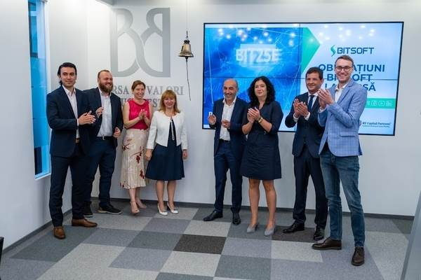 Dezvoltatorul de software Bit Soft debutează la Bursa de Valori Bucureşti