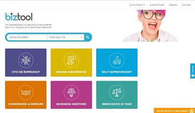 BizTool.ro, un marketplace unde antreprenorii găsesc numeroase servicii pentru compania lor