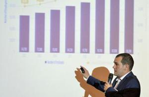 Industria românească de software va produce venituri în creștere cu 17%, în 2016