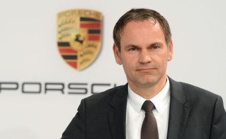 Oliver Blume este noul șef al Porsche