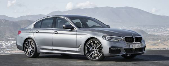 Noul BMW Seria 5 Sedan: mai uşor, mai economic şi complet conectat