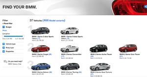 BMW începe să vândă maşini online