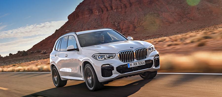 Noul BMW X5 este disponibil în România de la 57.850 euro fără TVA