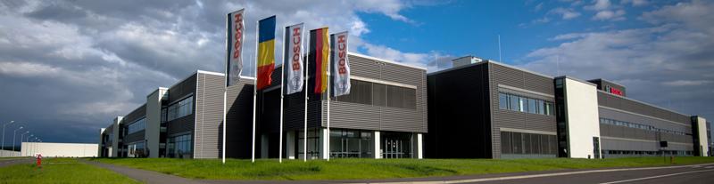 Peste 300 de ingineri lucrează în centrul de cercetare şi dezvoltare Bosch de la Cluj-Napoca