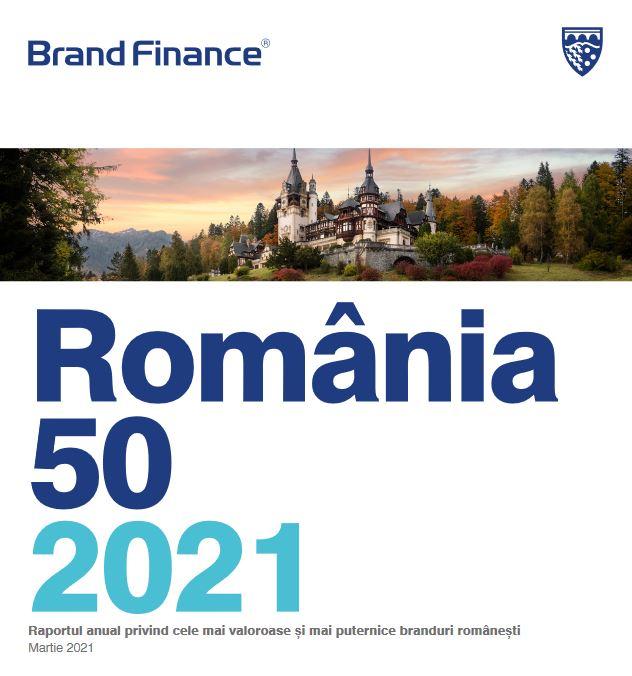 Valoarea totală a primelor 50 de branduri românești scade din cauza crizei economice