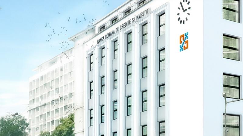 Banca Română de Credite şi Investiţii lansează o platformă exclusiv digitală