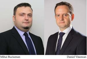 Noi managing associates în departamentul de consultanță al Maravela & Asociații