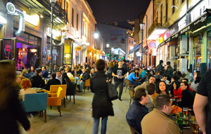 Creșterea consumului transformă într-o afacere excelentă piața de restaurante și cafenele a Capitalei