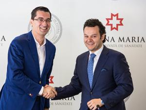 Federaţia Română de Fotbal a semnat un parteneriat cu reţeaua medicală privată Regina Maria