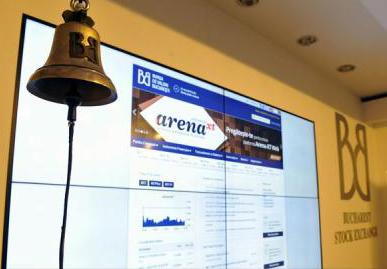 37 de companii debutează pe piața AeRO, în urma transferului de pe Rasdaq