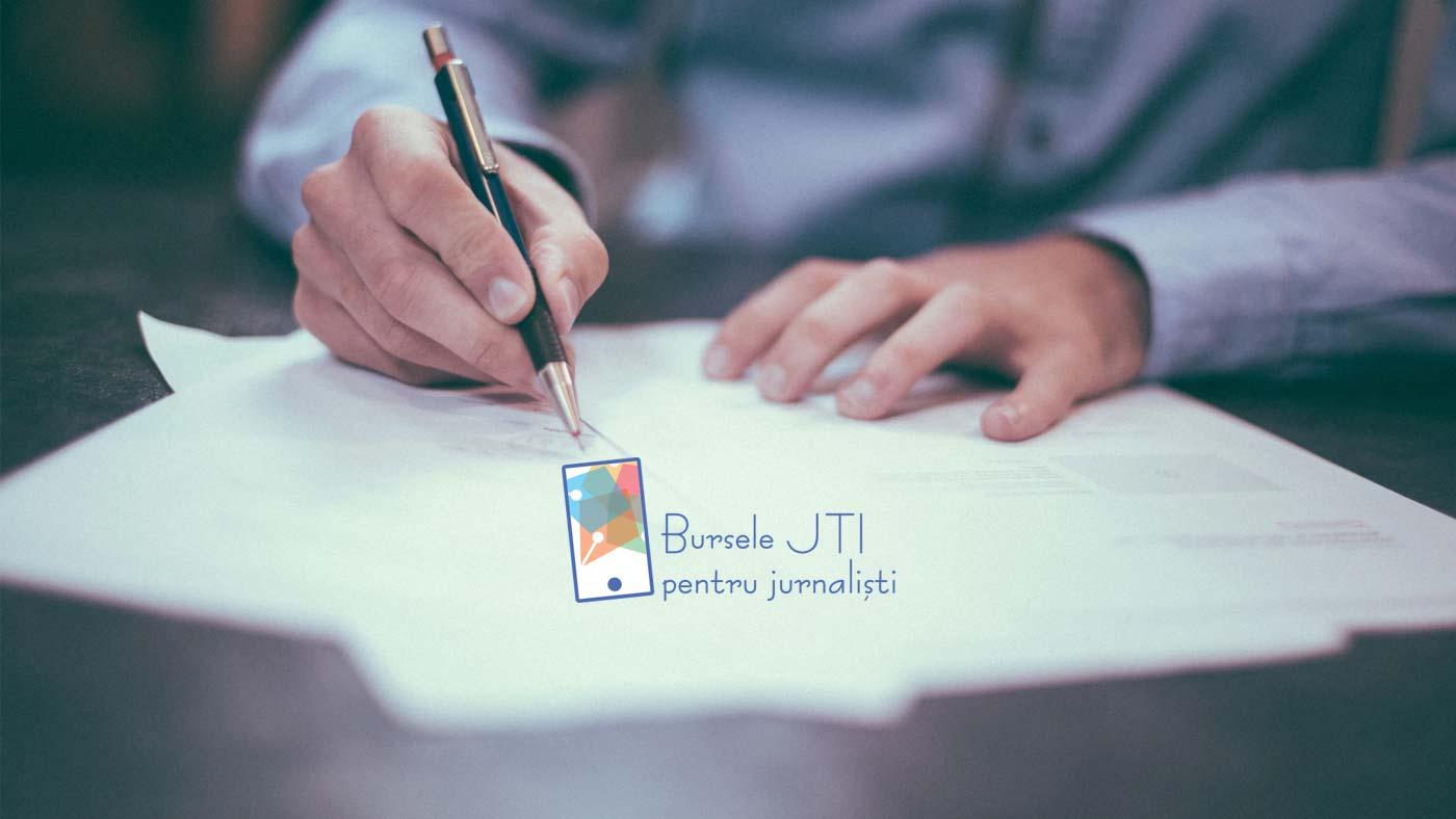 """Se lansează o nouă ediție a programului """"Bursele JTI pentru Jurnaliști"""""""