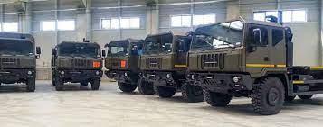 Fabrică de asamblare a camioanelor IVECO pentru Armată, inaugurată în comuna dâmbovițeană Petreşti