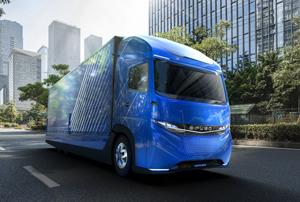 Camioanele electrice ar permite Europei să economisească 11 miliarde barili de petrol