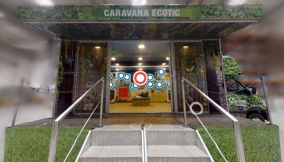 Turul Virtual cu Caravana ECOTIC