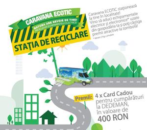 """Statia de Reciclare"" isi prezinta rezultatele finale in judetul Brasov"