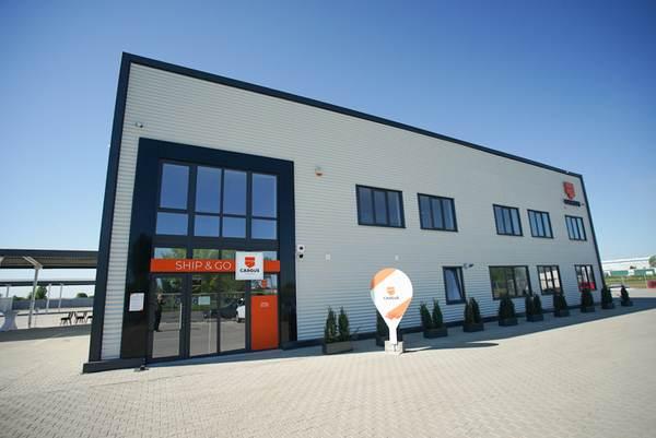 Cargus a investit 500.000 euro într-un depozit în Buzău