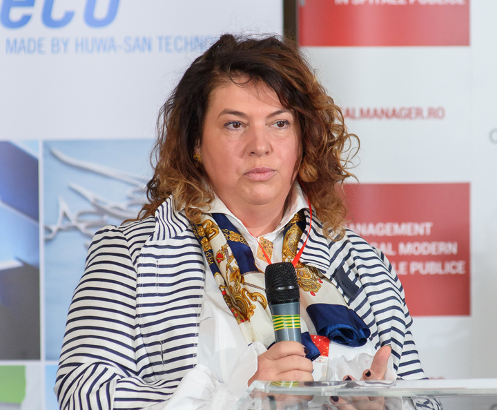 Carmen Orban: O comisie multidisciplinară ar trebui să fie o obligație pentru fiecare spital