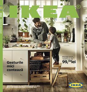 IKEA România a lansat catalogul pentru anul 2016