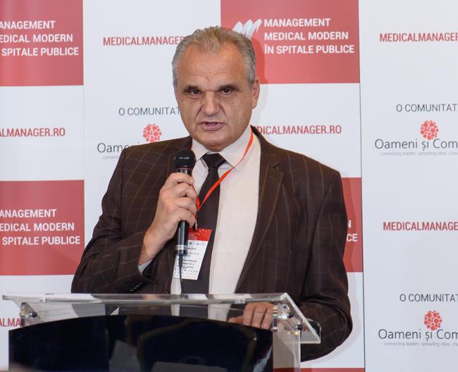 Vasile Cepoi, președinte ANMCS: Breasla medicală este singura capabilă să schimbe lucrurile în oncologie