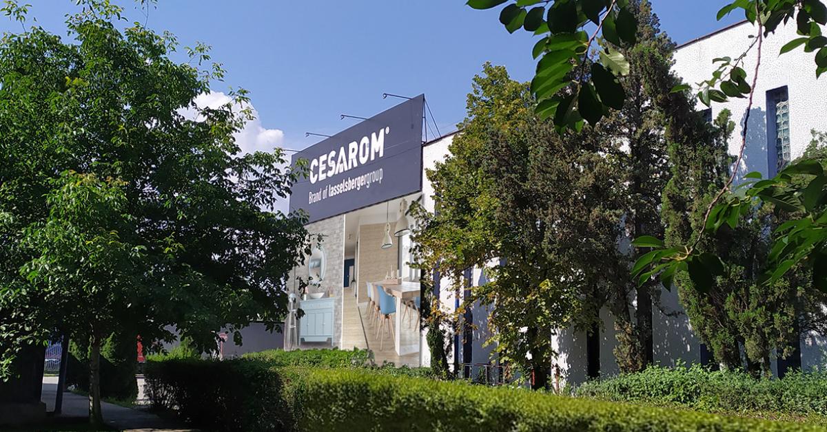 Cesarom anunță investiţii de 2 milioane euro în acest an la fabrica Sanex din Cluj-Napoca
