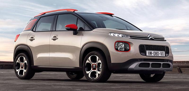 Citroen lansează noul SUV compact C3 Aircross