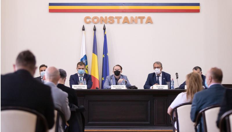 Florin Cîţu după întâlnirea cu reprezentanţii HoReCa: Toată lumea a înţeles că nu putem să redeschidem total de la 1 iunie