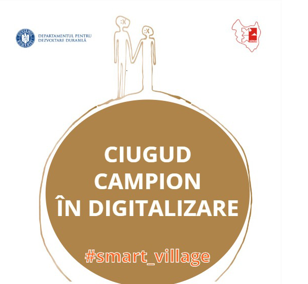 Comuna Ciugud, premiată la nivel național pentru strategia de digitalizare, în Gala Dezvoltării Durabile