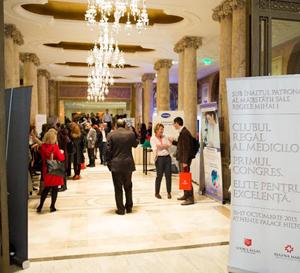 """84 de speakeri din 7 țări, prezenți la Primul Congres al Clubului Regal al Medicilor – """"Elite pentru excelenţă"""""""
