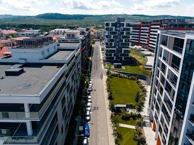 Tranzacţiile imobiliare au crescut semnificativ în acest an în marile oraşe din Transilvania