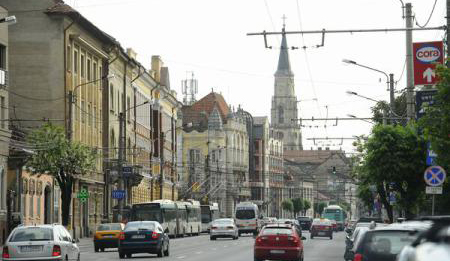 Cluj-Napoca, pe primul loc în topul preferinţelor tinerilor de a se muta pentru un job