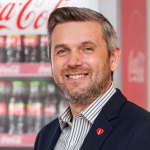 """Constantin Bratu, Public Affairs & Communication Manager, Coca-Cola România: """"Pentru compania noastră, inovația joacă un rol esențial"""""""