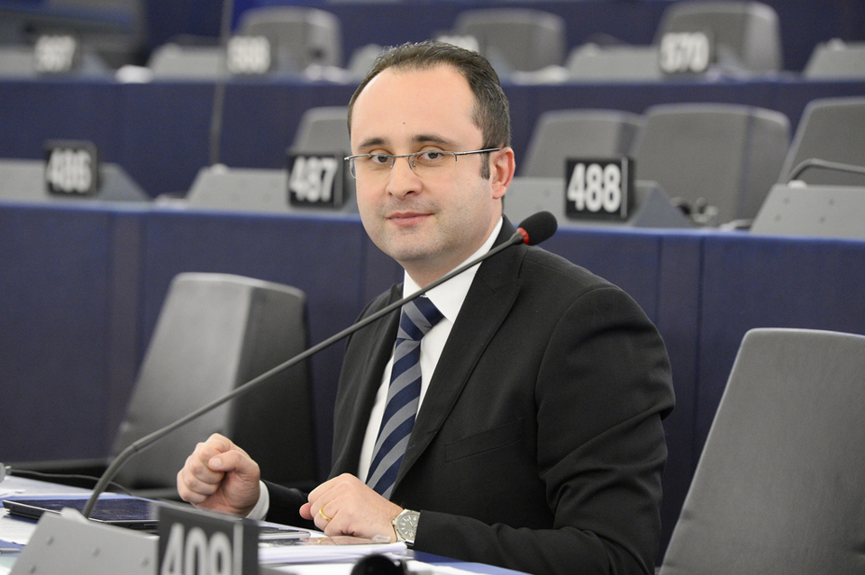 Cristian Buşoi: Acum este un moment al sănătăţii în ceea ce priveşte absorbţia de fonduri europene