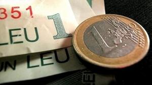 România nu îndeplineşte niciunul dintre cele 4 criterii economice necesare pentru adoptarea monedeieuro