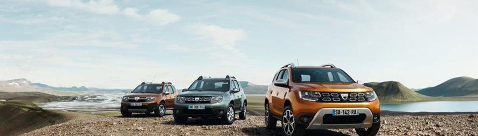 Vânzările de autoturisme Dacia în Europa au scăzut cu peste 30%, în 2020