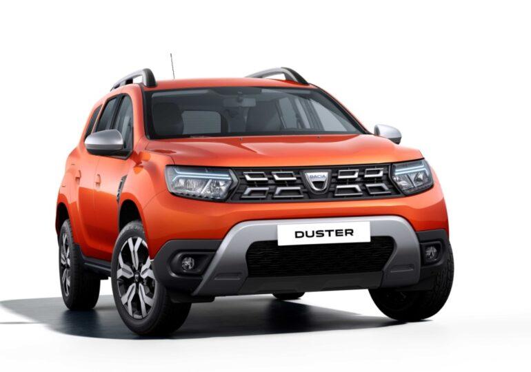 Dacia prezintă noul Duster, care va fi comercializat din septembrie 2021 în versiunile 4×2 şi 4×4