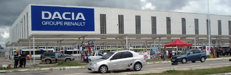 Franţa: Înmatriculările de autoturisme noi marca Dacia au crescut cu peste 14%, în ianuarie