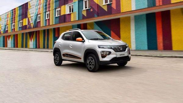Dacia anunţă lansarea în România a pre-comenzilor pentru modelul Spring