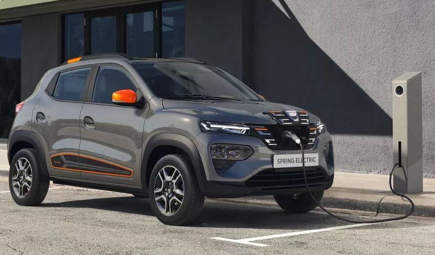 Dacia anunţă că modelul electric Spring va fi disponibil pentru publicul larg din  septembrie 2021