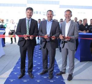Daimler a inaugurat, la Cugir, o nouă hală de producție a conductelor de înaltă presiune pentru autoturismele Mercedes