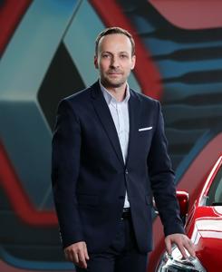 Daniel Filip este noul Director de Marketing al Renault România