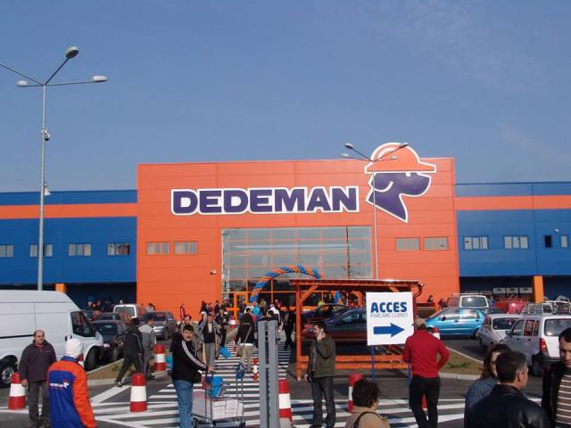 Dedeman a deschis un nou magazin în Iași