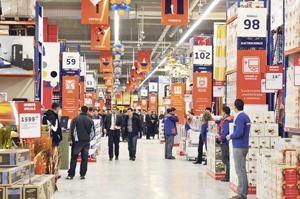 Dedeman deschide al șaselea magazin din București, după o investiţie de 15 milioane de euro