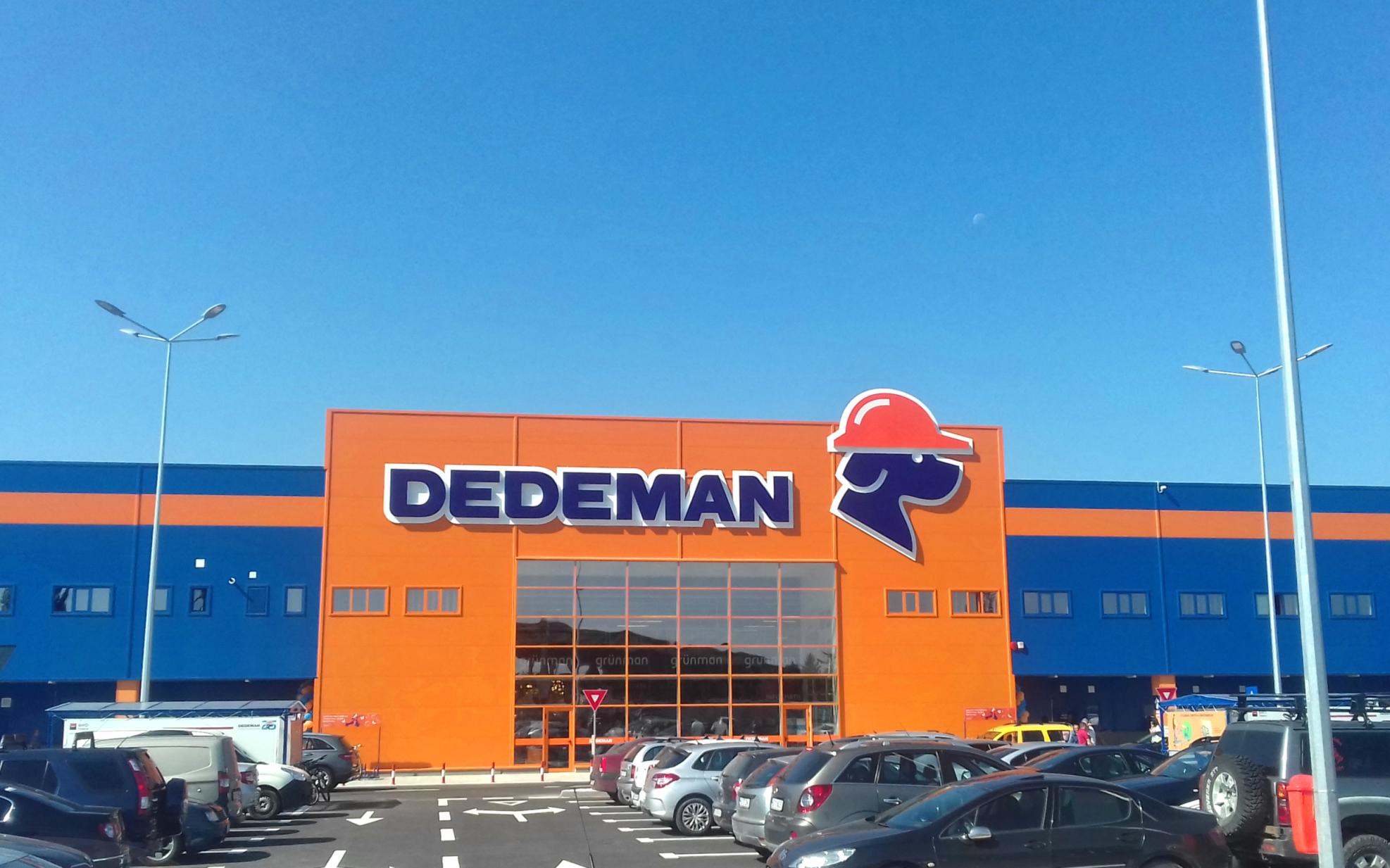 Dedeman deschide la Zalău magazinul cu numărul 50 din România