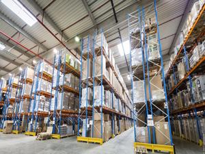 Piața spațiilor logistice din România a atins 3,4 milioane de mp