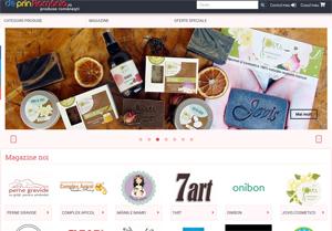 S-a lansat primul marketplace online pentru produse româneşti