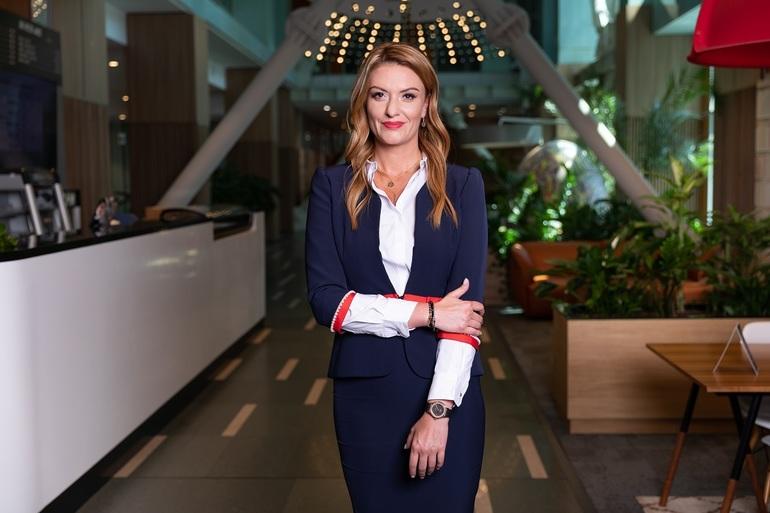 Diana David este noul Managing Director SAP în România