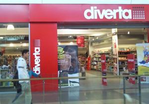 Diverta se extinde cu trei noi magazine în Bucureşti şi în ţară