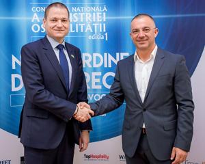 Noua ordine din HoReCa, subiect principal de discuţii la prima ediție a Conferinței Naționale a Industriei Ospitalității