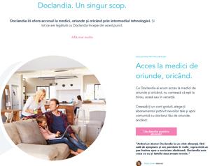 Fondatorii Quickmobile lansează o aplicaţie prin care românii vor putea fi consultaţi de la distanţă de către medici