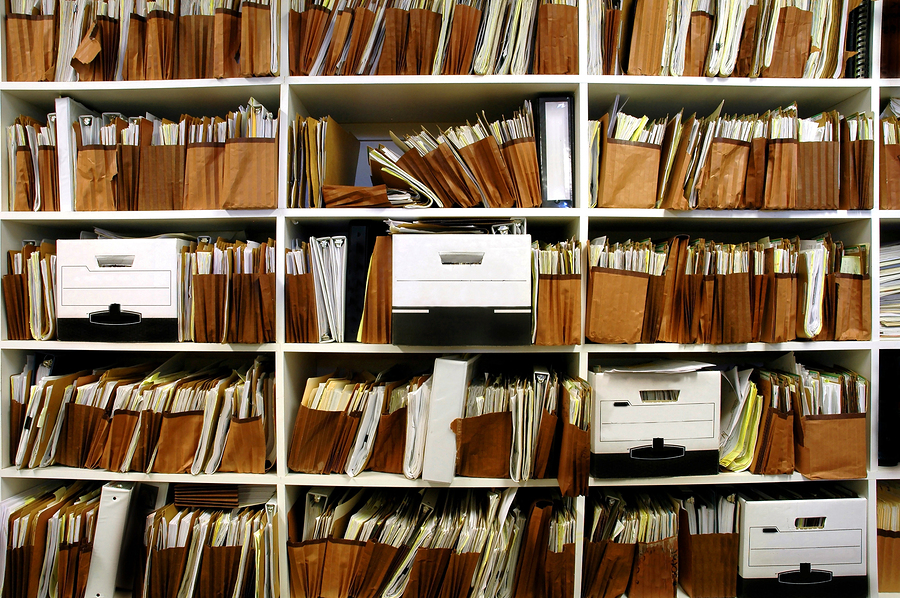 Consiliul Concurenţei a declanşat o investigaţie pe piaţa serviciilor de arhivare